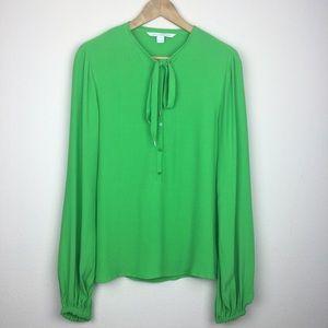 DVF Whitman blouse